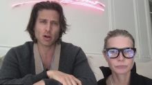 Gwyneth Paltrow and Brad Falchuk talk sex and intimacy issues with expert during home confinement