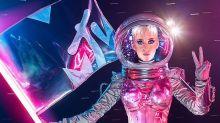 Katy Perry aburrida aunque entusiasta anfitriona de los Premios MTV