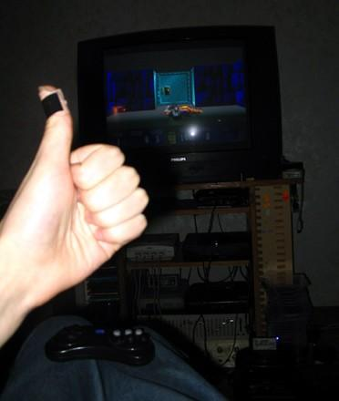 Wolfenstein 3D comes to Sega 32X at long last in homebrew form