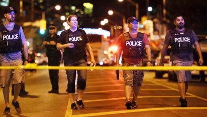 Three dead and multiple injured in Toronto shooting