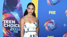 Corinne Foxx, daughter of Jamie Foxx, steps out in the dress of the summer