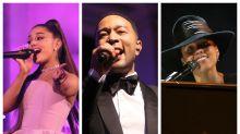 Ariana Grande, John Legend, Alicia Keys to Perform at 2019 iHeartRadio Music Awards