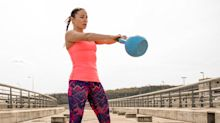 The Biggest Mistake You're Making With Your Kettlebell Swings
