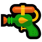 Microsoft finally embraces the squirt gun emoji