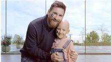 Messi doa 30 milhões de euros para construção de hospital de tratamento de câncer