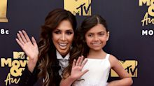 'Teen Mom' Farrah Abraham shamed for sharing video of daughter, 9, dancing in underwear: 'This is so disgusting'