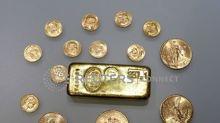 Oro cae desde máximos de una semana porque tensión comercial impulsa al dólar