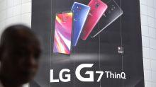 LG Electronics' net profit falls 43 percent on mobile loss