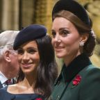 Meghan Markle & Kate Middleton Secretly Visited the Shout Crisis Text Line