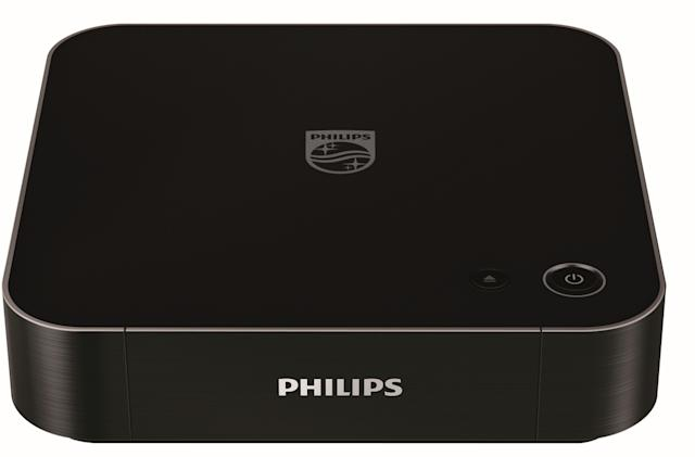 Philips will launch a $400 Ultra HD Blu-ray player next month