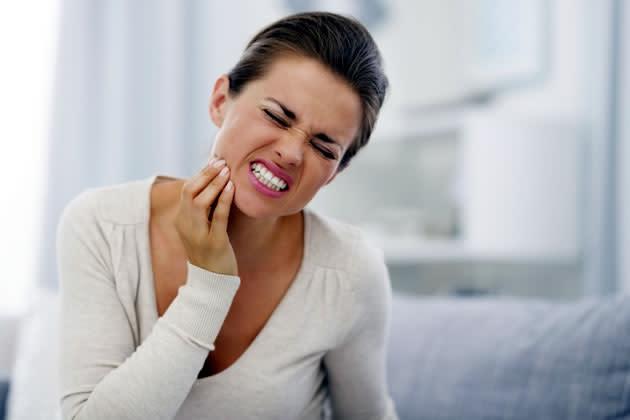 Dor De Dente Carie Ou Dentes Sensiveis