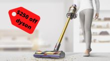 Dyson sale: $250 off family home sized stick vacuum