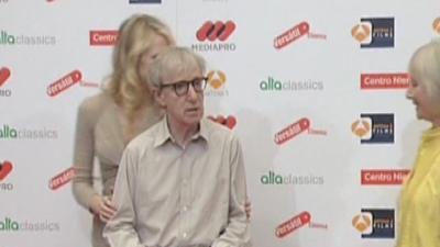 Woody Allen sigue infatigable a sus 75 años