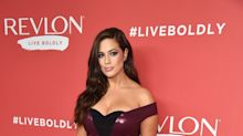 Ashley Graham walked into a party and walked out with a new tattoo (and yes, it's real)