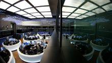 European shares retreat as earnings disappoint, Italian banks drop