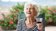 Drinking small amounts of alcohol may help you live to over 90, claims study
