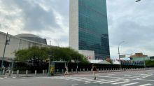 Trump lashes China as UN warns against 'Cold War'