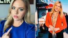 Journalist's shocking diagnosis after viewer spots 'lump' on her neck