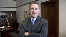 St. Louis Fed's Bullard 'would love' to be Fed chair