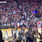Watch Deandre Ayton's Game 2 winning dunk from inside the arena