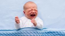 British newborns cry more than almost any other babies in the world