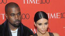 "Kim Kardashian confirma que Kanye West teve covid-19: ""foi assustador"""