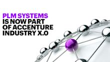 Accenture Completes Acquisition of PLM Systems