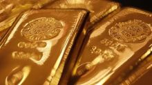 Gold Prices Edge Up; Dollar Steadies On Higher U.S. Yields