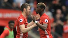 Michael Carrick names the player he thinks should replace him as Manchester United captain