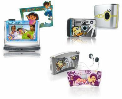 Nickelodeon and Imation unleash a slew of kid-centric technology