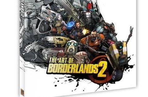 The Art of Borderlands 2 up for preorder on Amazon