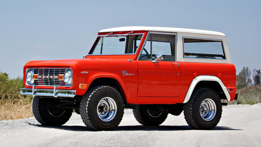 This 1969 Ford Bronco didn't get close to its estimate.