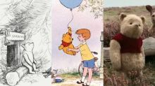 The Evolution of Winnie the Pooh, from AA Milne to 'Christopher Robin' (Photos)