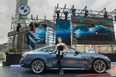 雙腎美學重新定義!豪華雙門跑車 BMW The 4 Coupe 上市發表會
