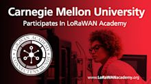 Carnegie Mellon Leverages LoRaWAN Protocol to Build an Open IoT Network and Participates in LoRaWAN Academy