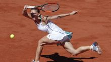 French Open: Ex-champ Halep in 2nd round, Venus Williams out