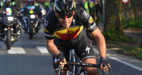 Cyclisme - Trois Jours de la Panne - Trois Jours de la Panne : Philippe Gilbert remporte la 1ère étape