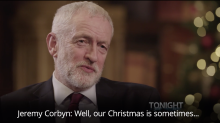 Jeremy Corbyn forced to admit he does not watch Queen's Christmas speech