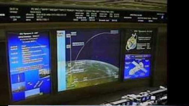 Russian Supply Ship Takes Off for Space Station