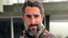 Marcos Mion fica sem barba e filhos se espantam: 'papai tá moleque'