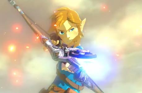 Tour the open world of The Legend of Zelda on Wii U
