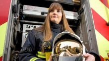 London fire chief calls for ban on the 'outdated' term 'firemen' because it puts women off joining profession