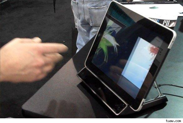 Elliptic Labs demonstrates its touchless user interface for iPad (with video)