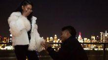 Chanel Iman Marries New York Giants Wide Receiver Sterling Shepard