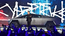 Tesla reveals Cybertruck, its electric pickup