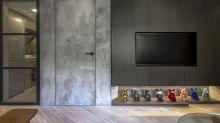 【設計變法】盡用櫃間牆 廳房實用空間大增百呎