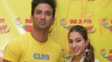 Sushant Singh Rajput And Sara Ali Khan's UNSEEN Smoking Video Reportedly Shot At Late Actor's Pavana Farmhouse Surfaces - WATCH