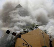 Death Toll in Manila Hotel Fire Rises to Five
