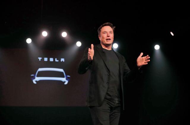 Tesla will reveal its 'cyberpunk' electric pickup on November 21st