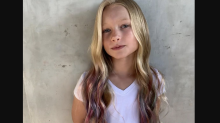 Jessica Simpson mom-shamed for letting daughter Maxi, 7, dye her hair: 'So upsetting! She's a little girl'